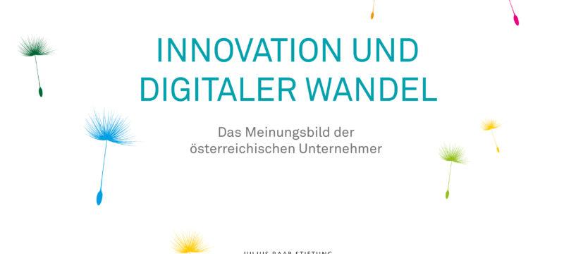 Politische Ideen: Innovation und Digitaler Wandel