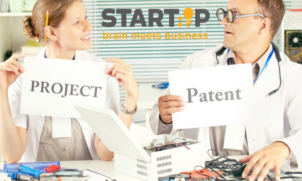 Initiative: Start:IP – Brain meets Business