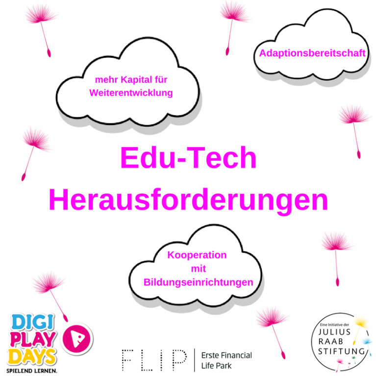 Edu-Tech Herausforderungen