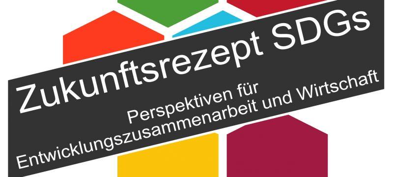 """IUFE Fachtagung: """"Zukunftsrezept SDGs"""""""