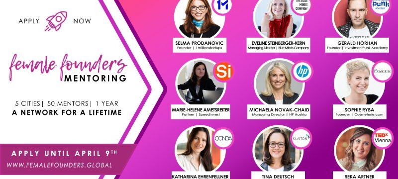 Female Founders Mentoring Programm