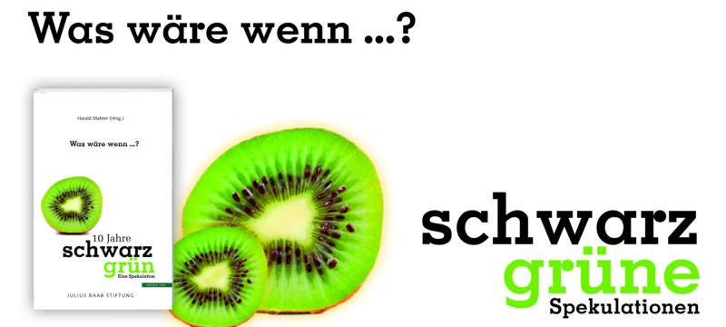 Politische Ideen: Schwarz-Grün. Eine Spekulation.
