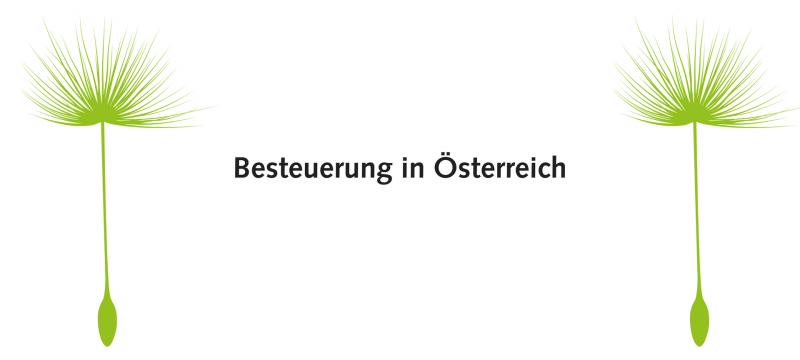 Working Paper: Besteuerung in Österreich