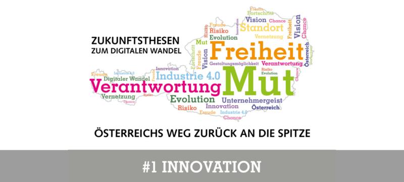 Zukunftsthesen #1 Innovation