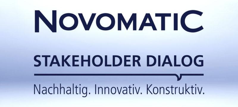 Novomatic Stakeholder Dialog