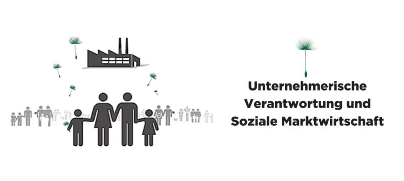 Studie: Unternehmerische Verantwortung in der Sozialen Marktwirtschaft