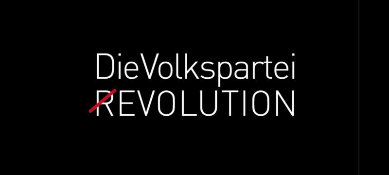 Politische Ideen: Die Volkspartei Evolution