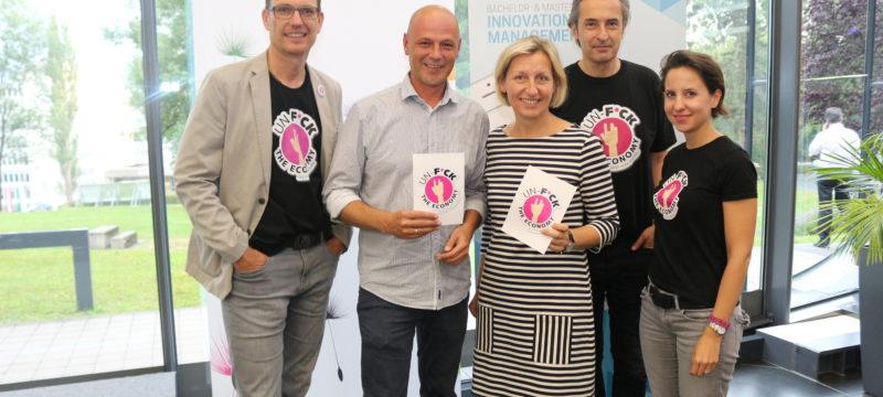 Nachbericht: UN-F*CK THE ECONOMY on Tour in Graz