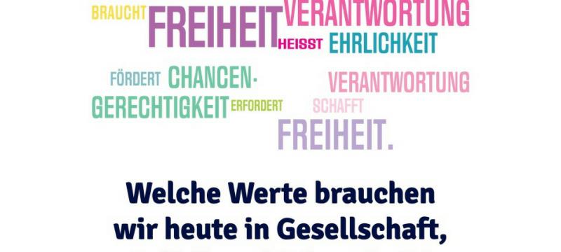 """""""WERTvolle"""" Diskussionsveranstaltung in Salzburg"""