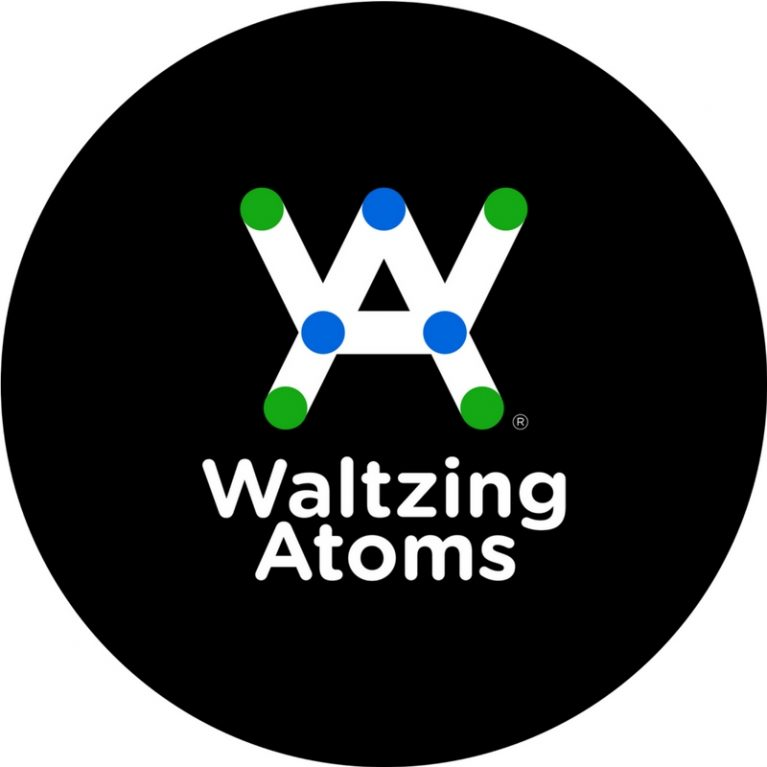 Waltzing Atoms