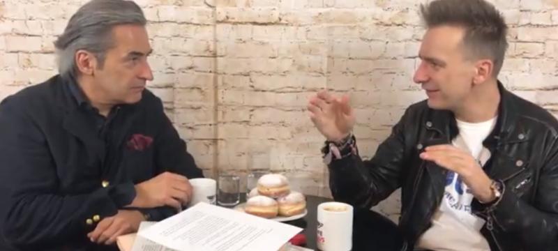 Café Julius mit Gerald Hörhan | November 2017