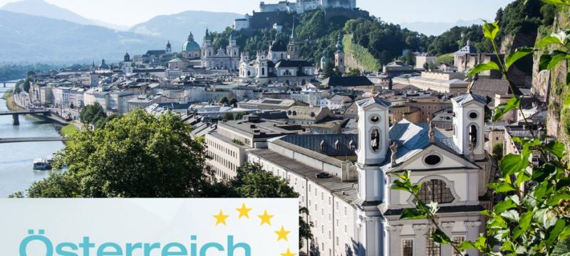 Österreich Gespräch Salzburg