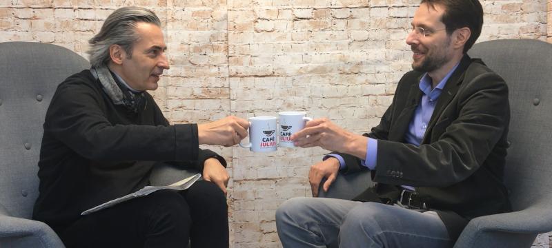 Café Julius mit Florian Kandler | März 2019
