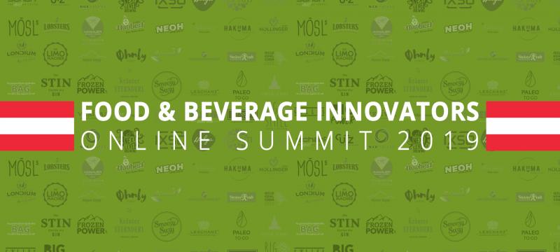Food & Beverage Online Summit 2019
