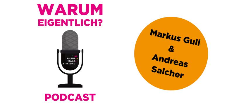 """Andreas Salcher zu Gast bei """"Warum eigentlich?"""""""