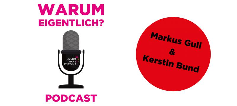 """Kerstin Bund zu Gast bei """"Warum eigentlich?"""""""