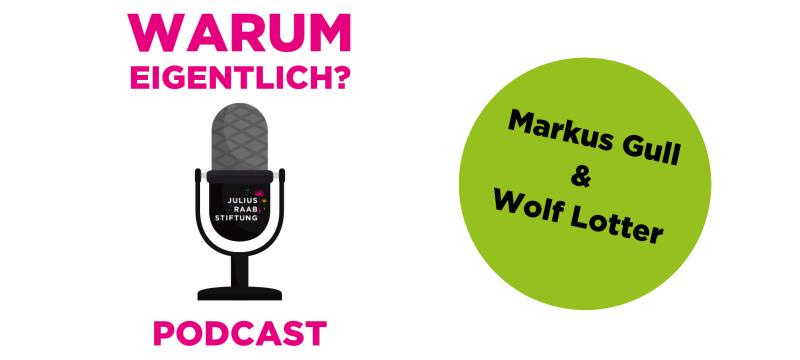 """Wolf Lotter zu Gast bei """"Warum eigentlich?"""""""