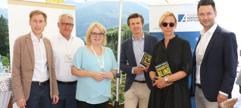 Nachbericht: Das war der Politik-Lunch in Alpbach