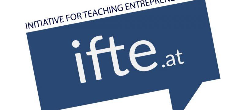 IFTE – Initiative for Teaching Entrepreneurship