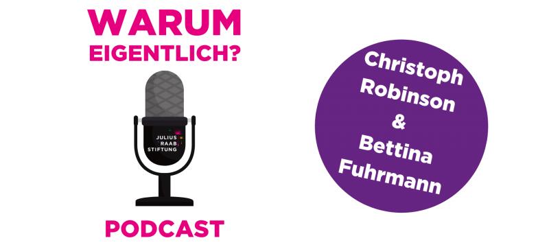 """Bettina Fuhrmann zu Gast bei """"Warum eigentlich?"""""""