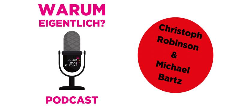 """Michael Bartz zu Gast bei """"Warum eigentlich?"""""""