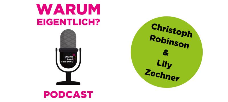 """Lily Zechner zu Gast bei """"Warum eigentlich?"""""""