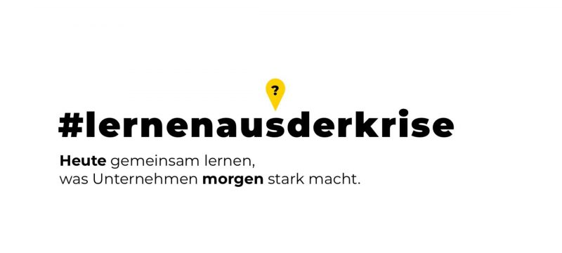 Initiative #lernenausderkrise sucht Interviewpartner