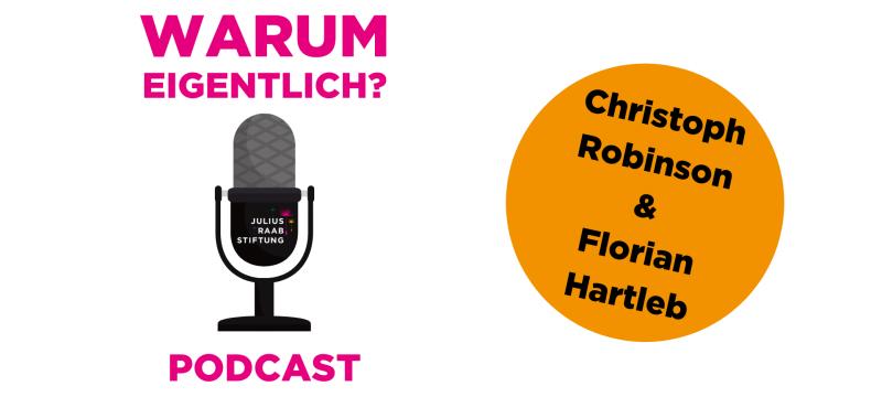 """Florian Hartleb zu Gast bei """"Warum eigentlich?"""""""